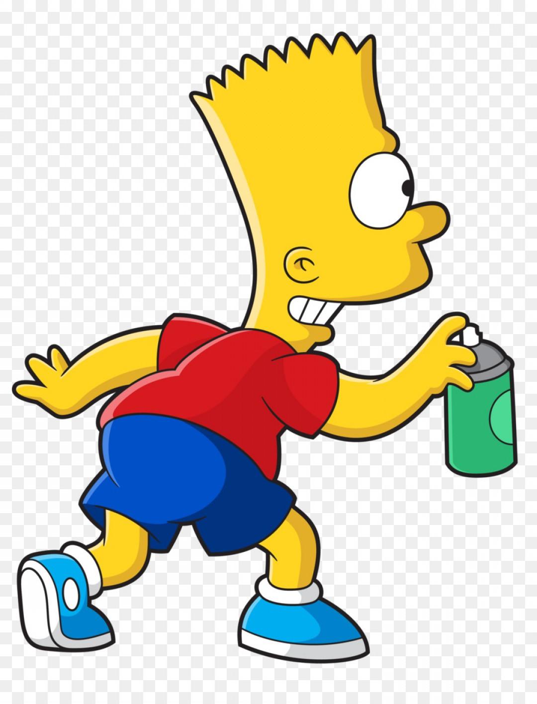 Bart Simpson Vector: Png Bart Simpson Ho #14260.