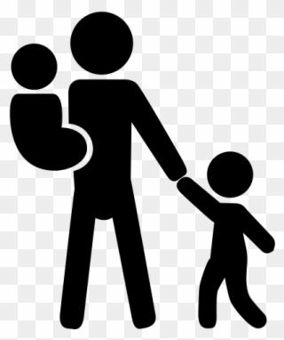 Download Free png Free PNG Single Parent Clip Art Download.