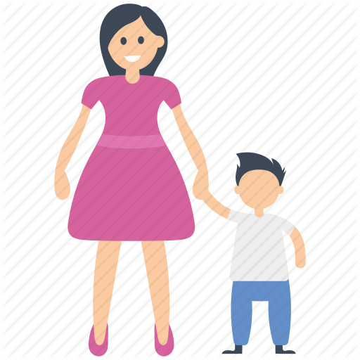 Single Mother And Sons Png & Free Single Mother And Sons.png.