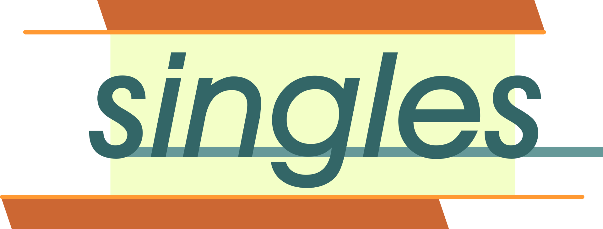 Singles Ministry.