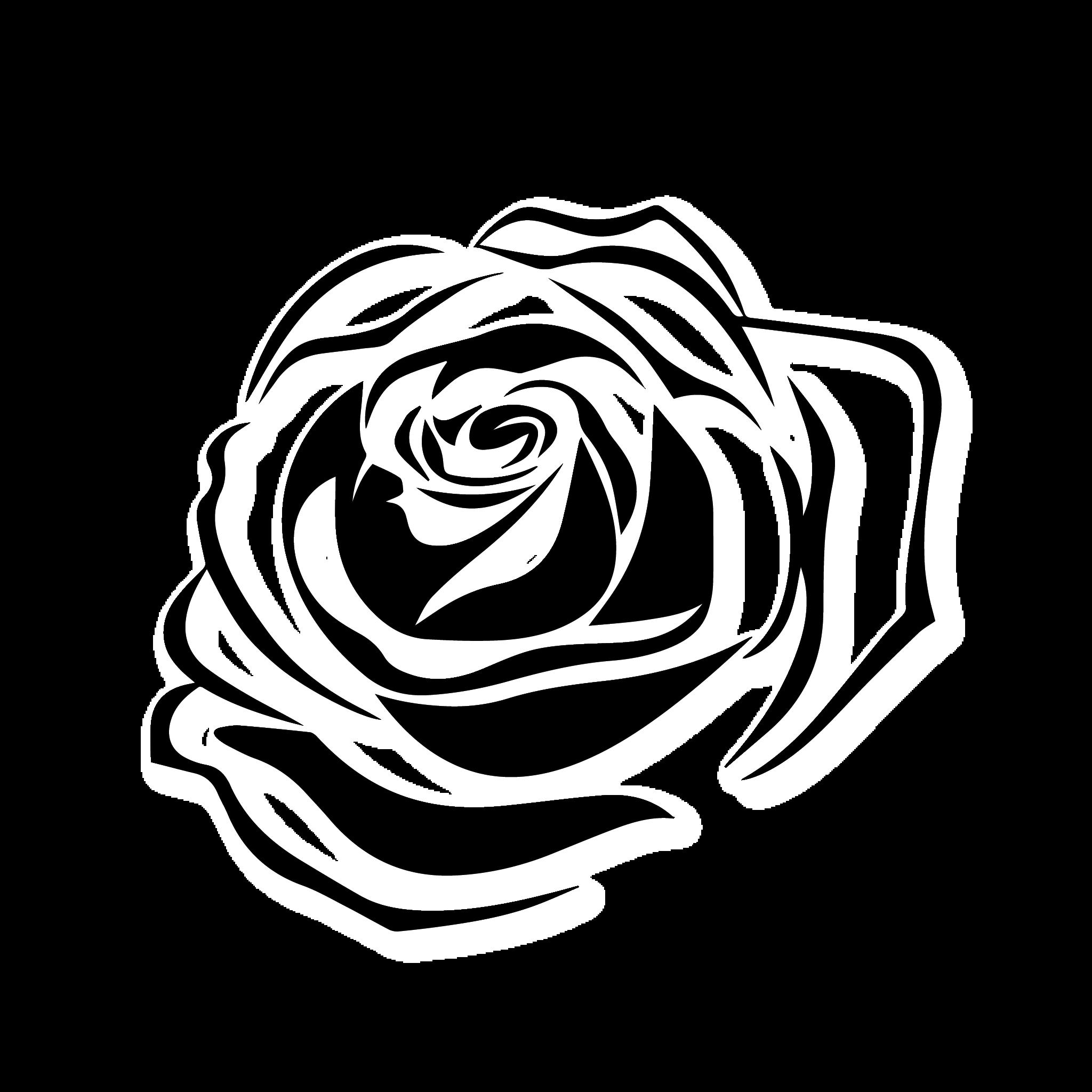 Download Free png Image Purpose Singles sticker rose tattoo.