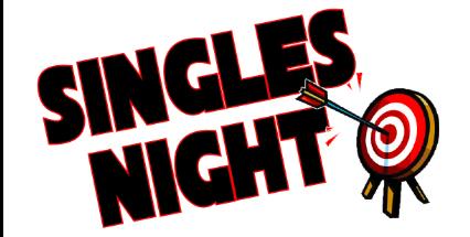 Singles Night.