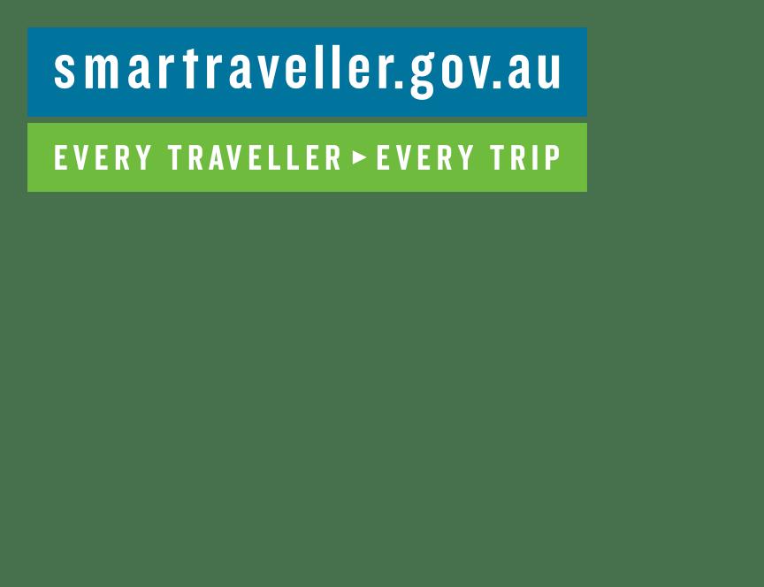 Smart Traveller Logo.