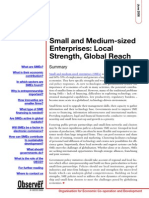 SME Policies in 4 ASEAN Countries.