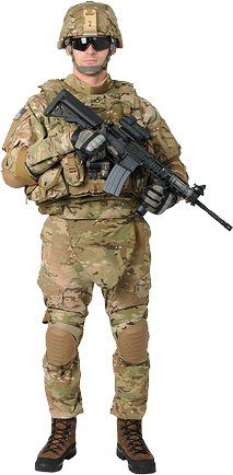 Soldier PNG #24006.