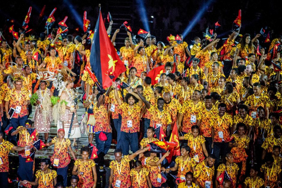 Papua New Guinea announces bid for Commonwealth Games as.