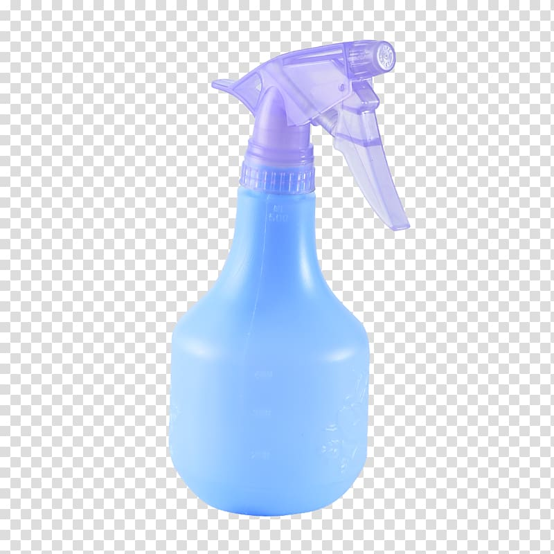 Spray bottle Plastic Aerosol spray, SPRAY transparent.