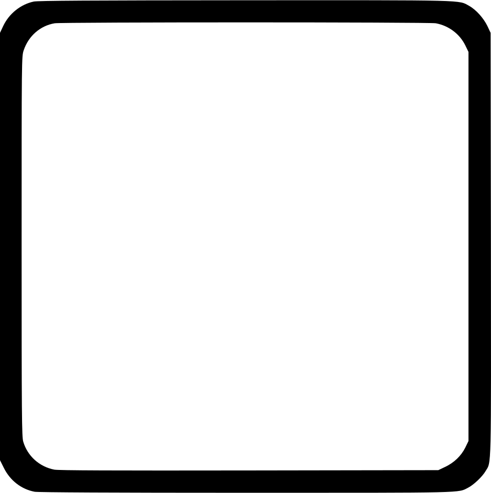 Square Icon Png #8448.