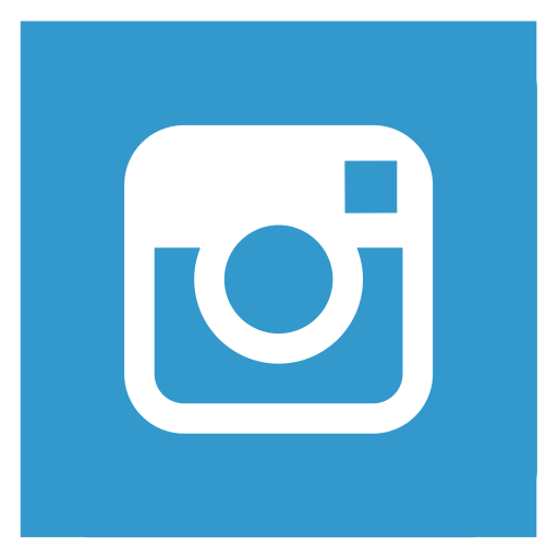 Instagram, social media, square icon.