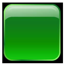 Box, orange, square icon.