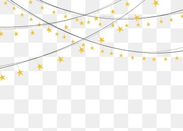 Star Light PNG Images.