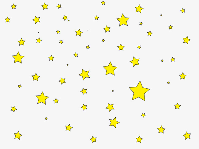 Stars Png.
