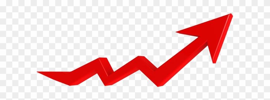 Stock Market Arrow Png.