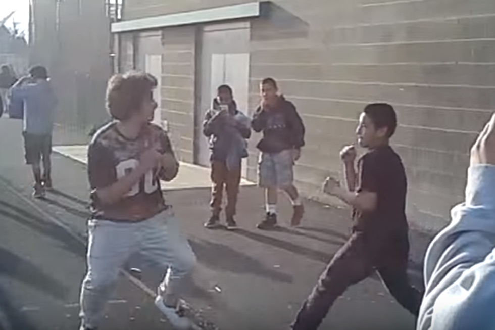 Yakima Kids are Filming Their Fights — and It\'s Disgusting.