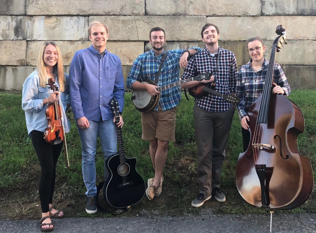 Live Music: North Fork String Band.