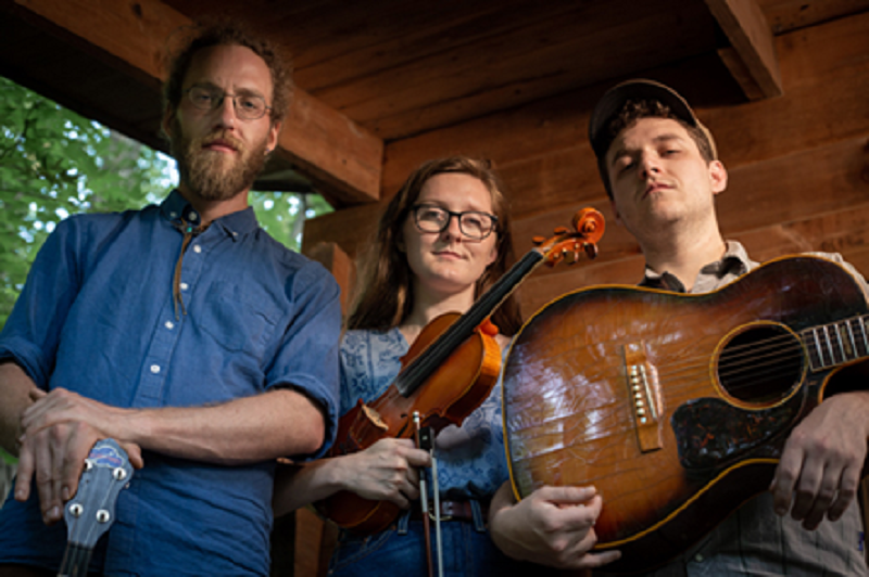 Event: Big Possum Stringband.