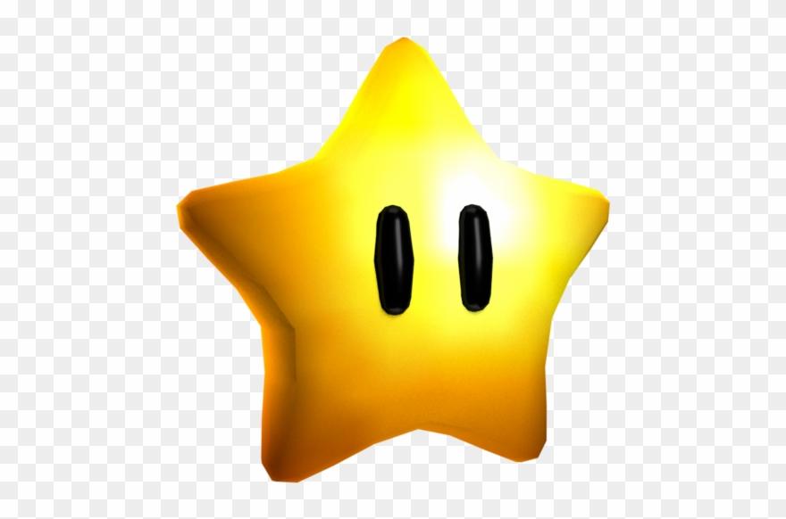 Mario Star Png.
