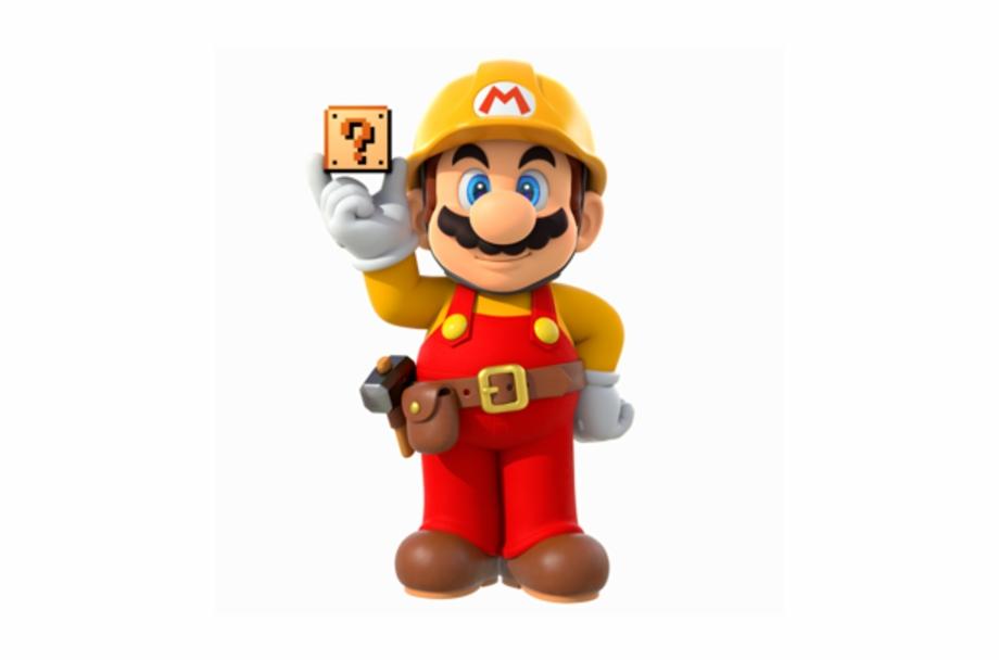 Mario Maker Png.
