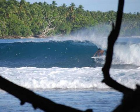 Surf longboard champs for Madang.