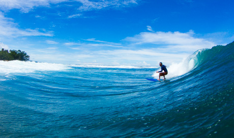 Surfing Vanimo, Surfing PNG.