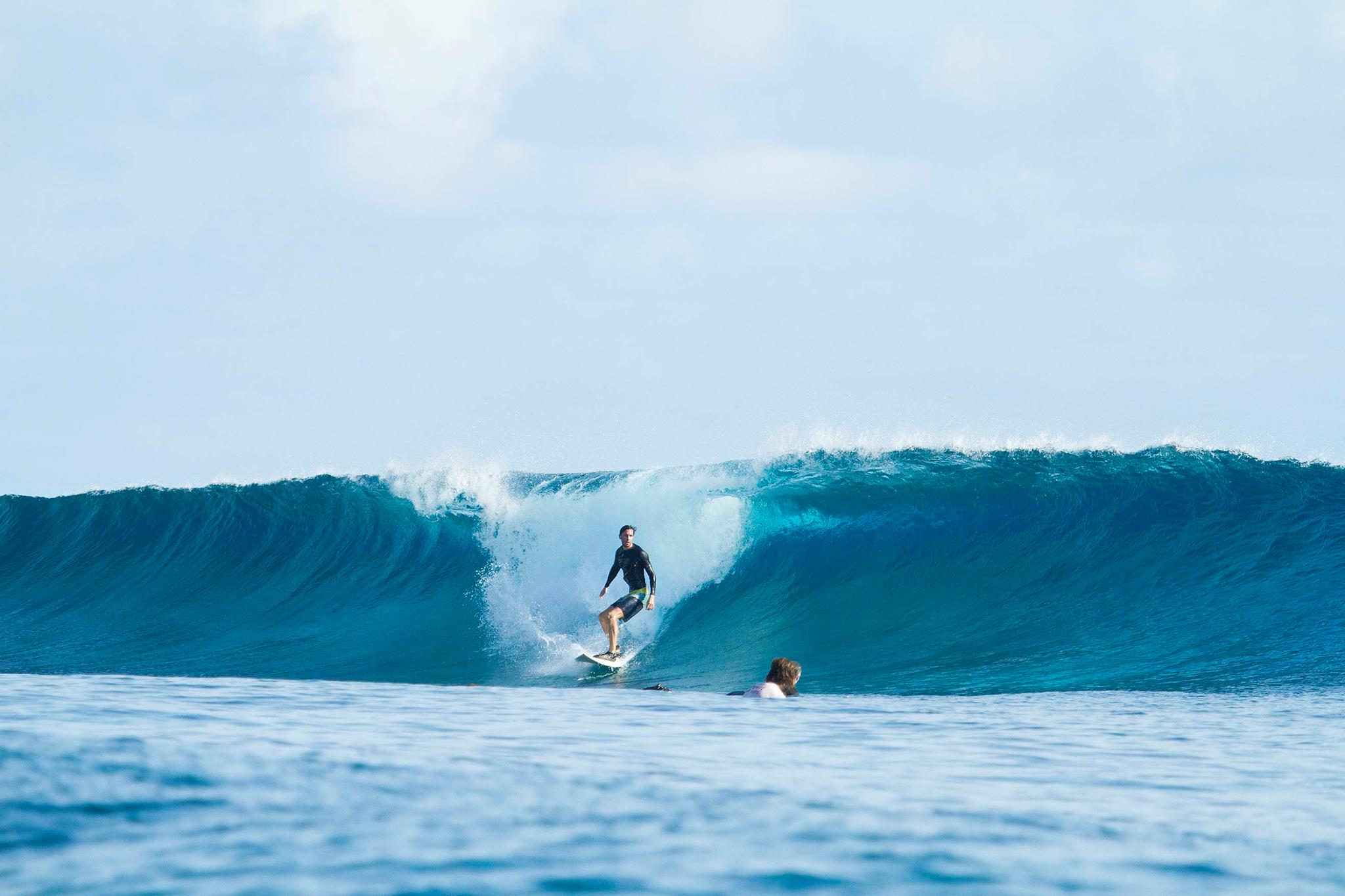 PNG Surfing Report January 2018.