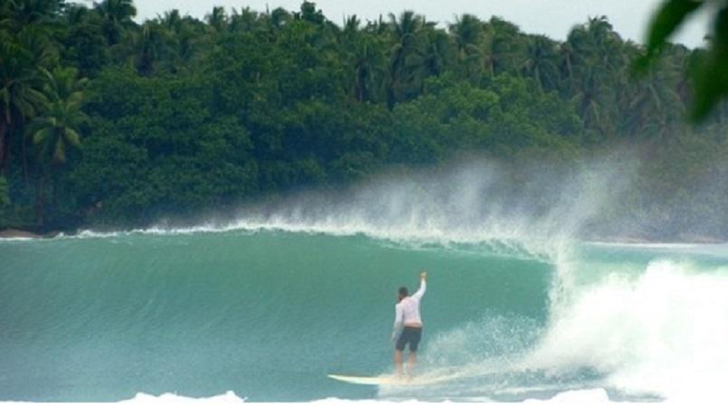 Plans on to stage world surfing event.