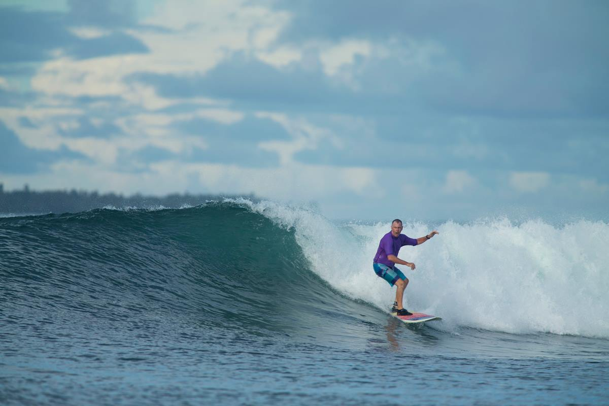 Surfing Association Of PNG.