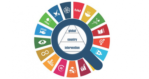 Evaluation and the Sustainable Development Goals: Unpacking.