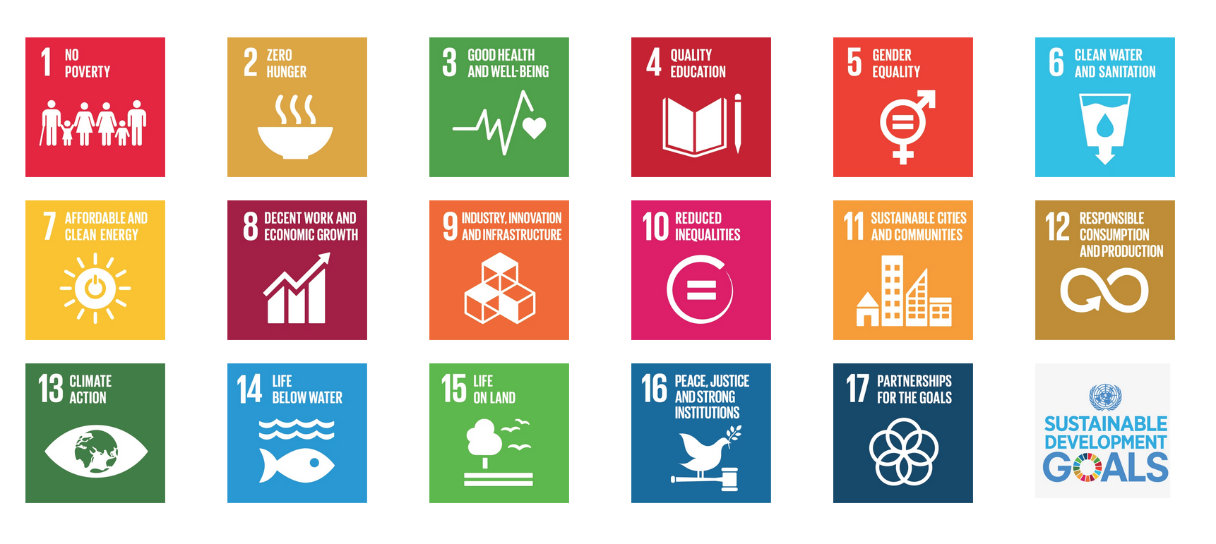 United Nations Adopts Sustainable Development Goals.
