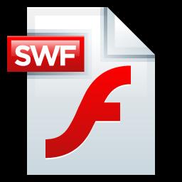 File Adobe Flash SWF 01 Icon.