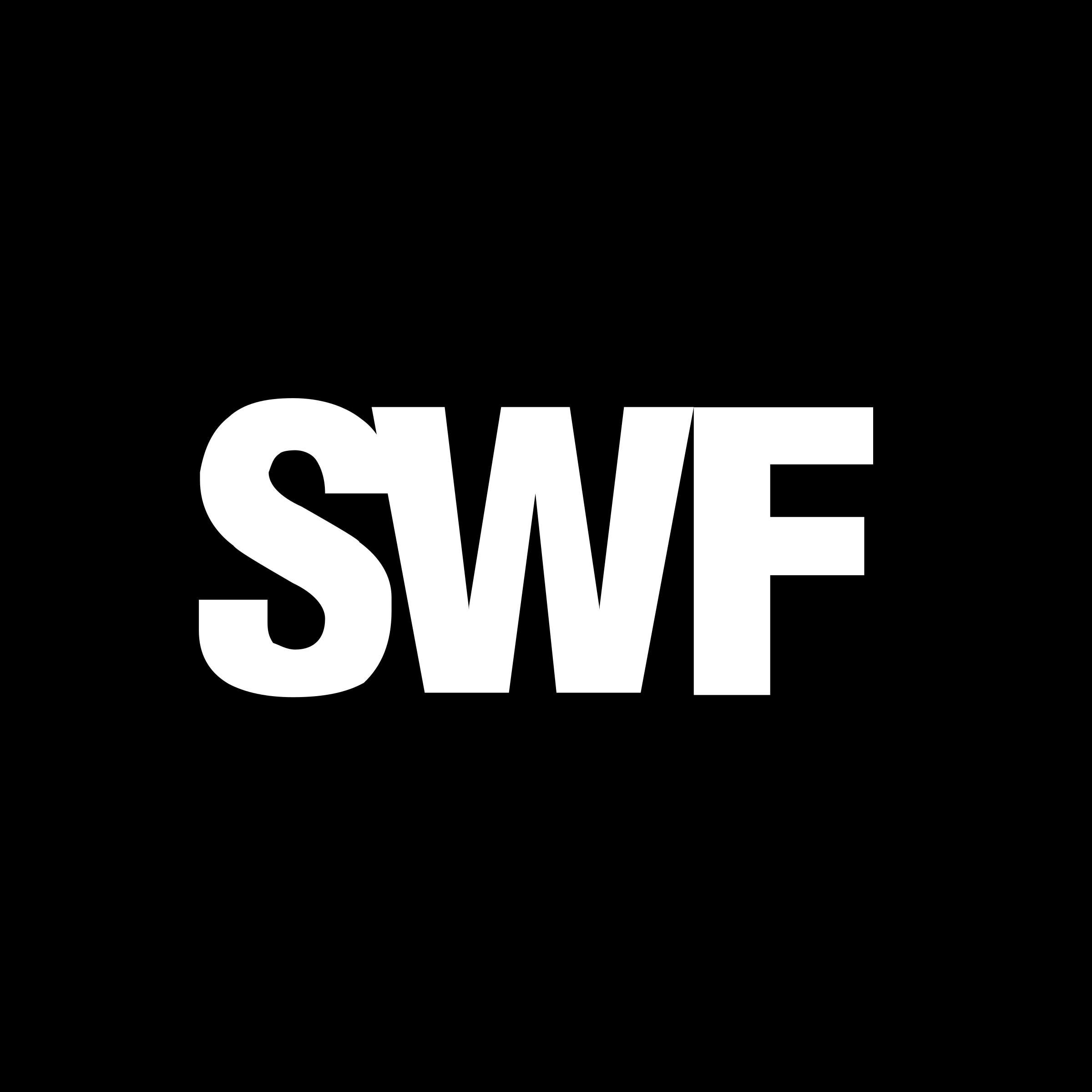 SWF Logo PNG Transparent & SVG Vector.