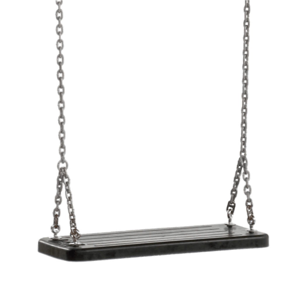 Rubber Swing Seat transparent PNG.