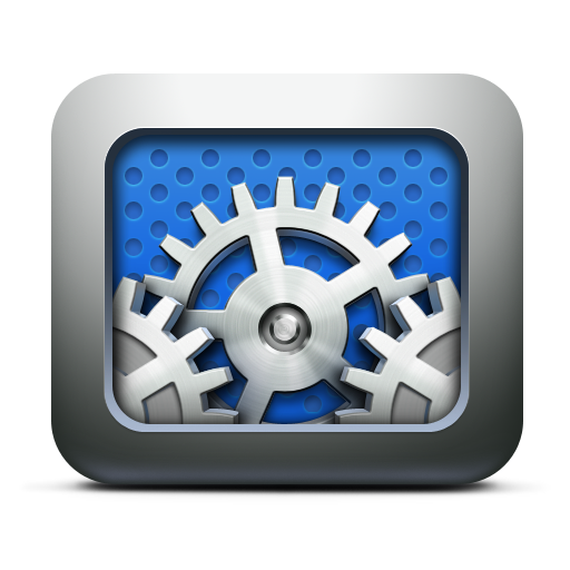 System Preferences Icon.