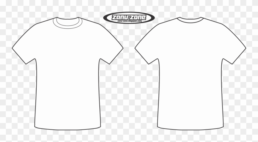 T Shirt Template Png Dltemplates.