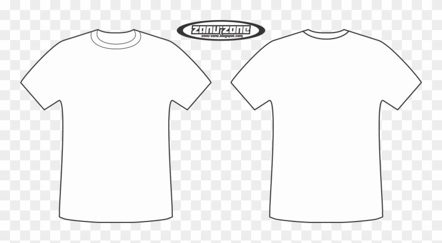 T Shirt Template Png Dltemplates.