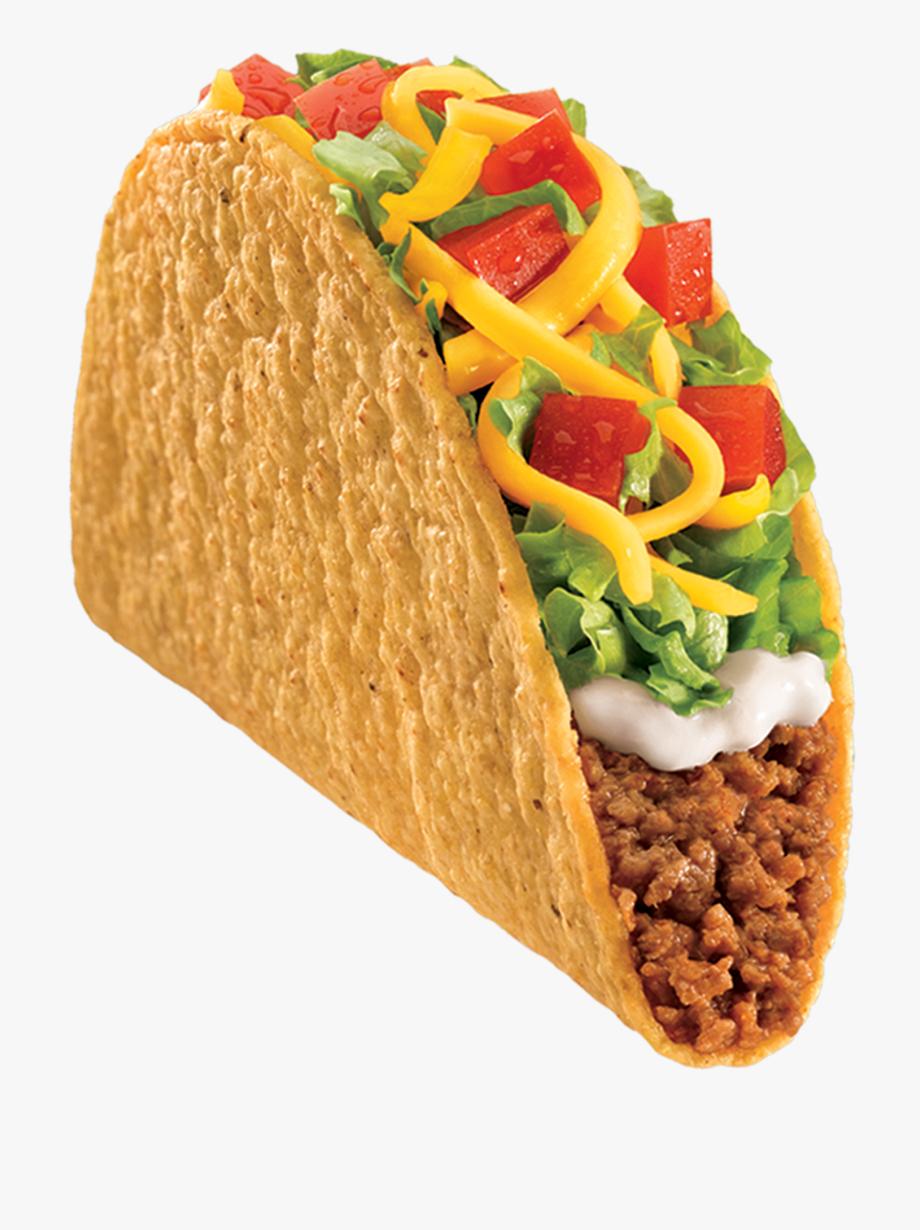 Food Junk Bell Fast Taco Png File Hd.