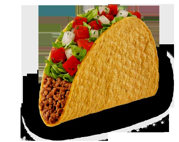 Png Taco Vector, Clipart, PSD.