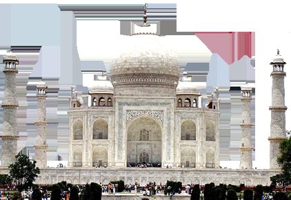 Taj Mahal PNG Images Transparent Free Download.