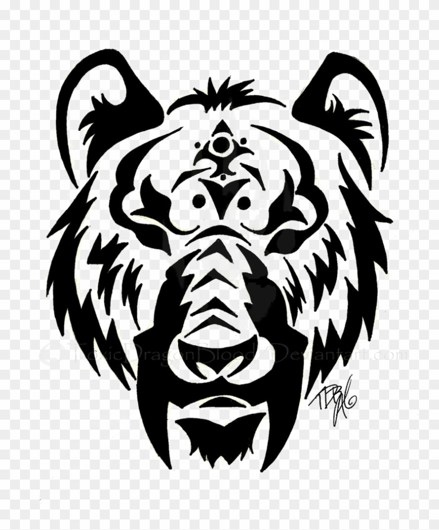 Tiger Tattoos Clipart Fox.