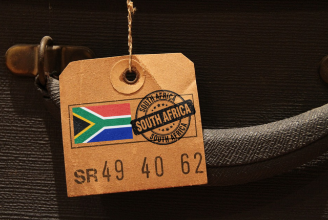 South Africa\'s big expat tax.