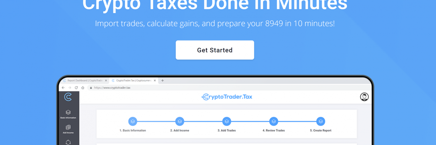 CryptoTrader.Tax Review.
