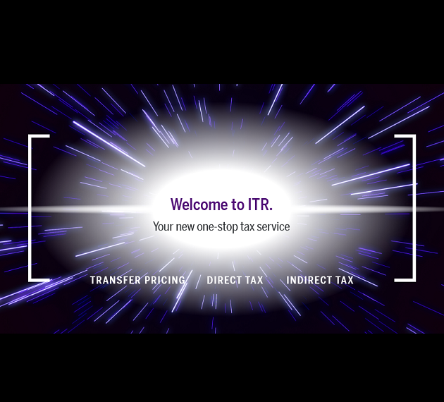 Introducing the new ITR.