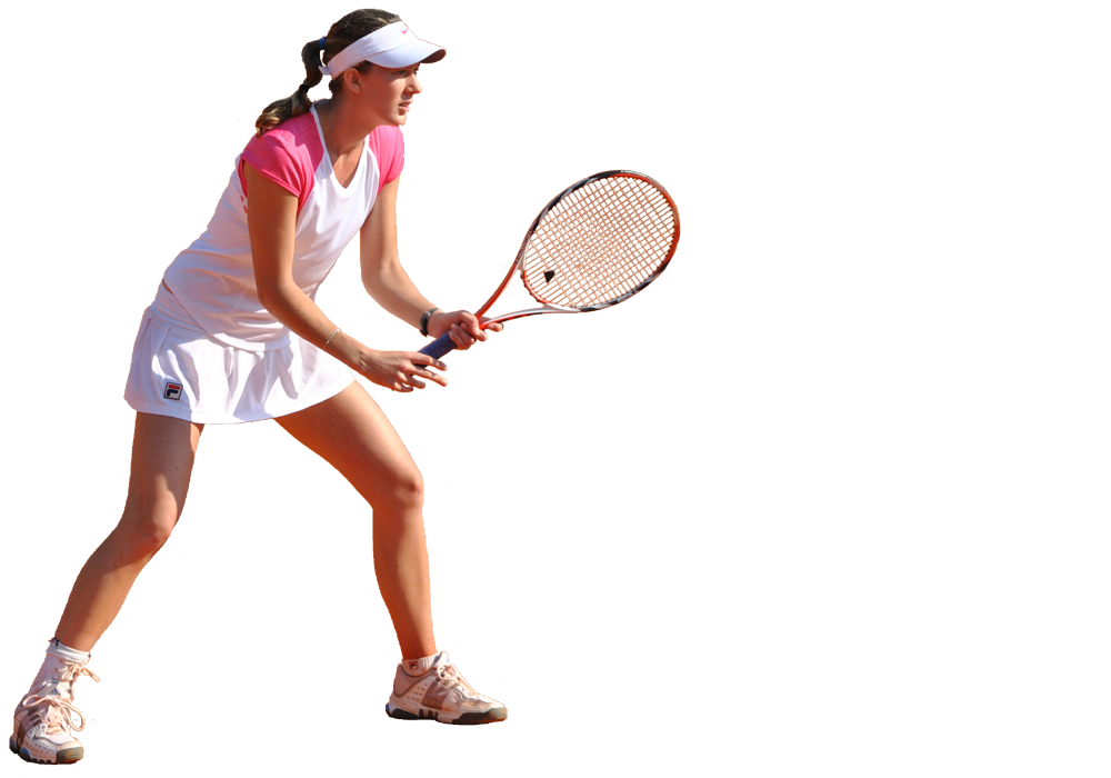 Download Tennis Player PNG.
