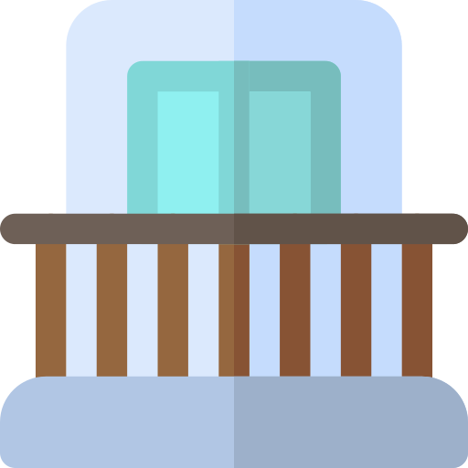 Facade Terrace PNG Icon (6).