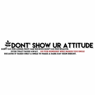 png text hd attitude.