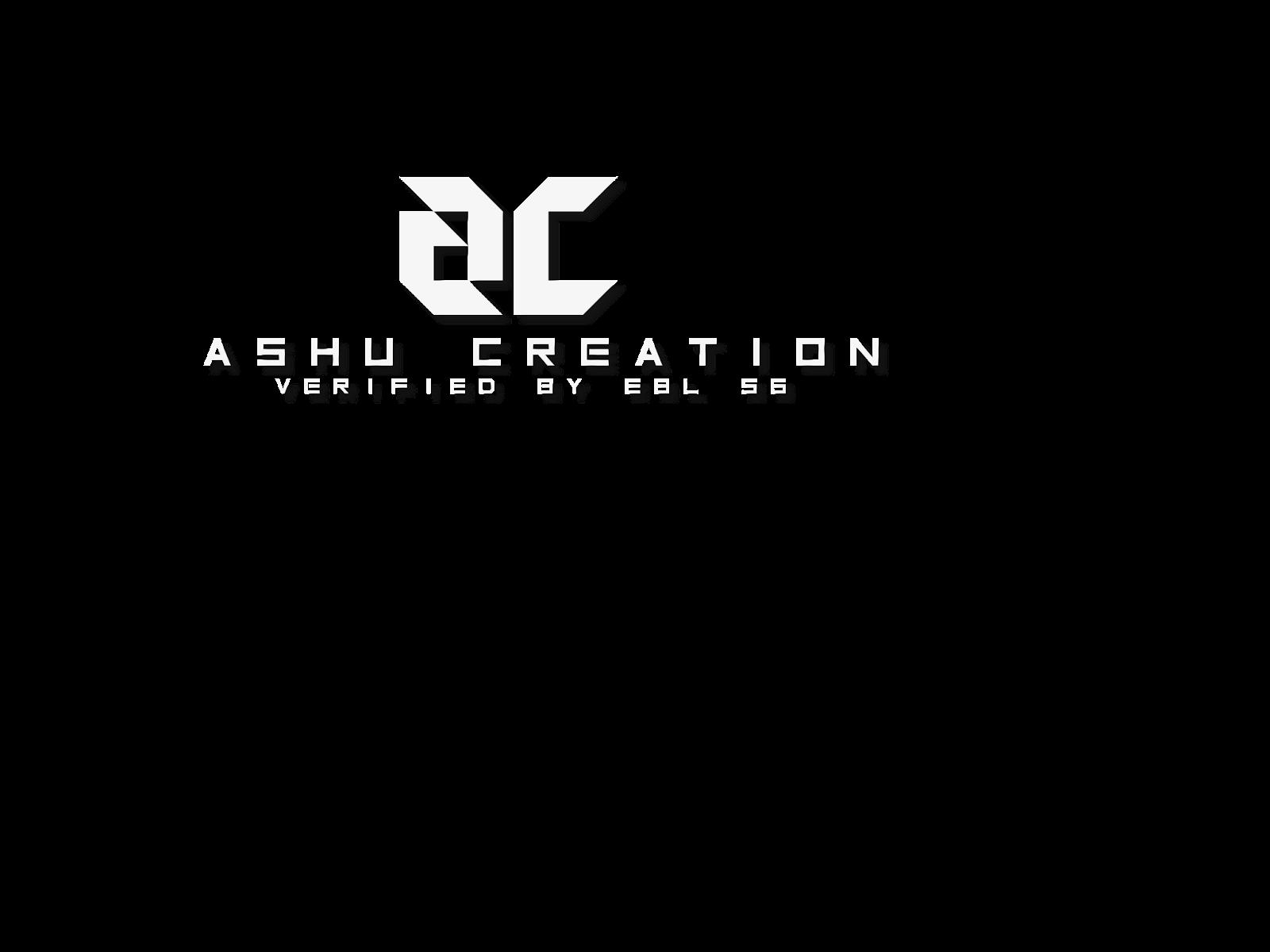 Proffesional EdiTor AshU: My name logo.