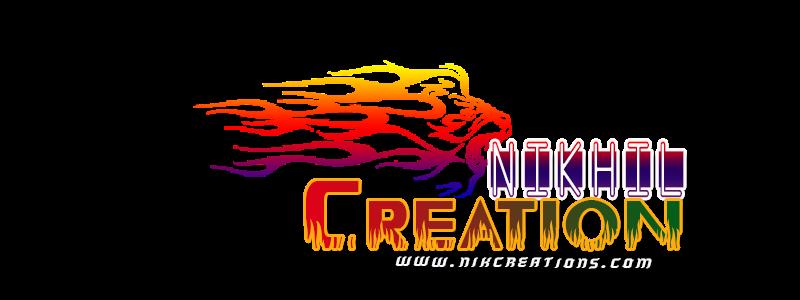 04 Name PNG Logo _ NIk Creation.