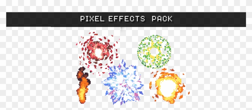 Free Pixel Effects Pack.