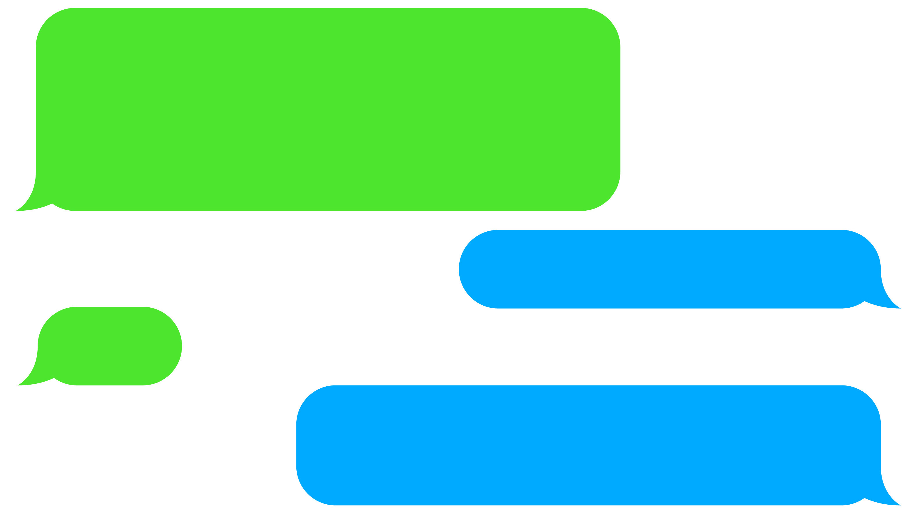 You should watch the way you punctuate your text messages.