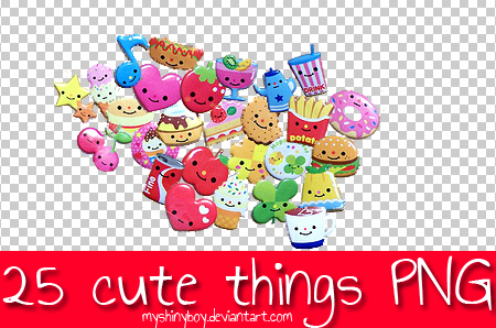 PNGs favourites by allinschenk on DeviantArt.